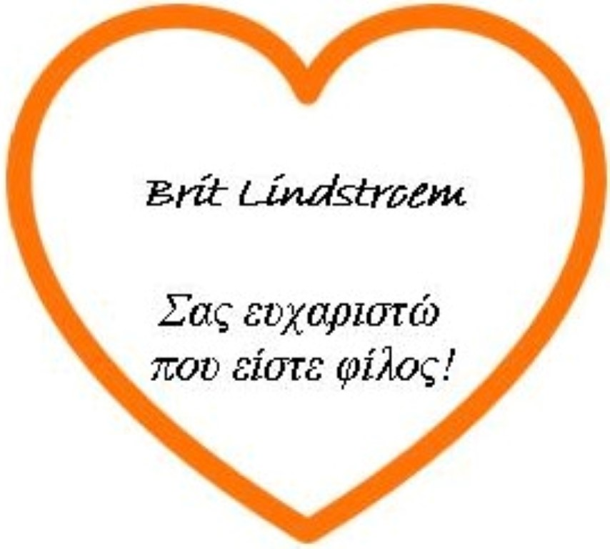Brit Lindstroem GR Medium